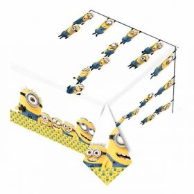 Minions Plastic Party Tablecover
