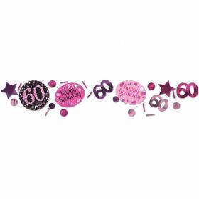 Age 60 Confetti