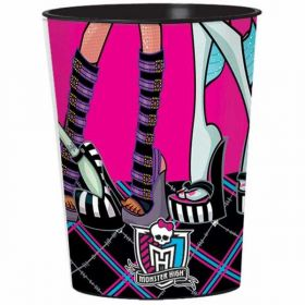 Monster High Plastic Favour Cup
