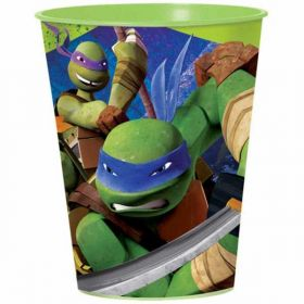 Teenage Mutant Ninja Turtles Favour Cup