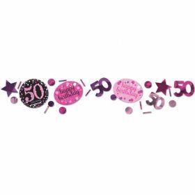 Age 50 Confetti