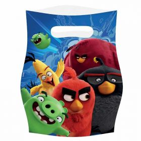 Angry Birds Movie Loot Bags pk8