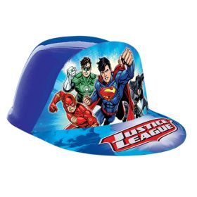Justice League Vac Formed Hat