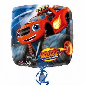 Blaze and the Monster Machines Standard Foil Balloon 18''