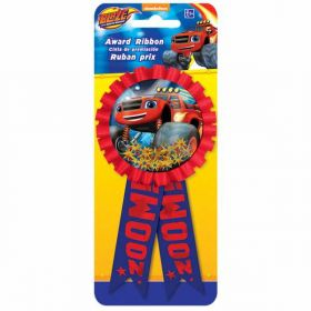 Blaze and the Monster Machines Confetti Award Ribbon
