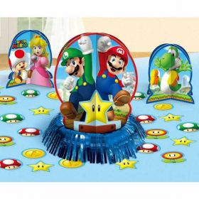 Super Mario Table Decoration Kit