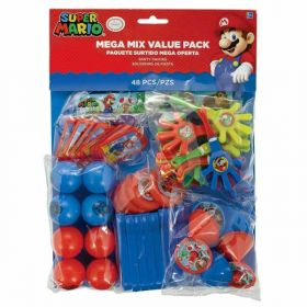 Super Mario Mega Mix Value Pack