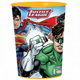 Justice League Favour Cup