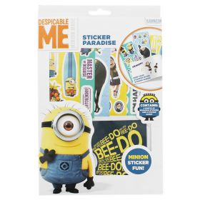 Despicable Me Sticker Paradise