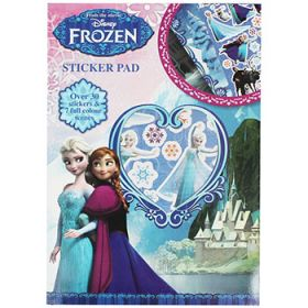Disney Frozen Sticker Pad