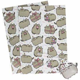 Pusheen Gift Wrap