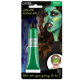 Green Cream Make Up 28ml Tube