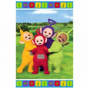 Teletubbies Plastic Party Bags pk8