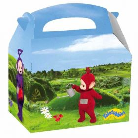 Teletubbies Party Boxes pk4