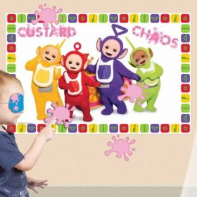 Teletubbies Custard Chaos Party Game