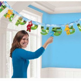 Teletubbies Add-an-age Banner 1.7m