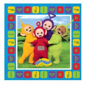Teletubbies Beverage Napkins pk16