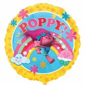 Trolls Poppy Standard Foil Balloon 18''