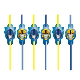 Transformers Straws