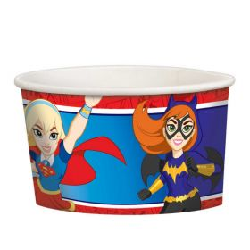 DC Super Hero Girls Treat Cups pk8