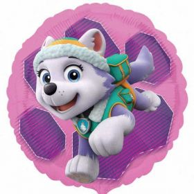 Paw Patrol Pink Skye & Everest Foil Balloon 18''