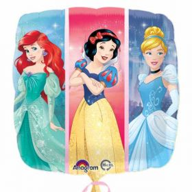Disney Princess Dream Big Standard Foil Balloon 18''