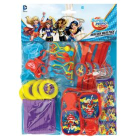 DC Super Hero Girls Mega Mix Favour Pack 48pc