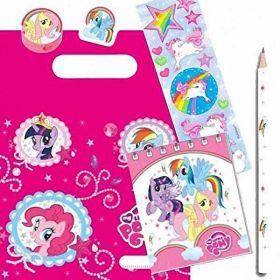 My Little Pony Pre Filled Party Bag No.3 (one supplied)