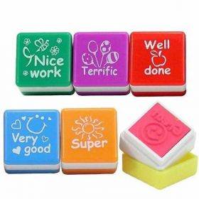 Teachers Stampers box of 36