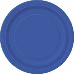 Royal Blue Plates pk16