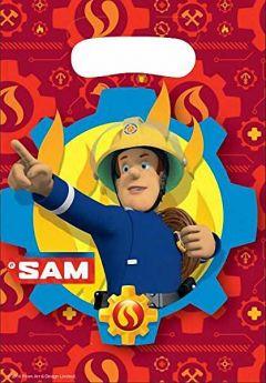Fireman Sam Party Bags pk8