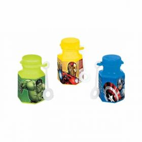 Avengers Mini Bubbles, pk12
