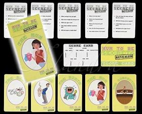 Baby Shower Mum To Be Secrets Revealed Party Game