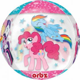 My Little Pony Orbz Foil Balloon