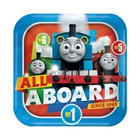 Thomas & Friends Paper Party Plates 23cm pk8