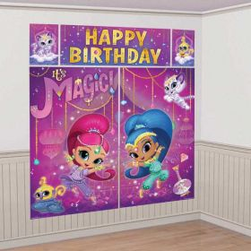 Shimmer & Shine Wall Decoration Kit