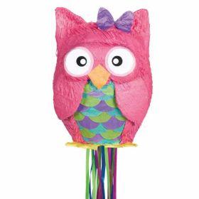 Owl Pull Pinata