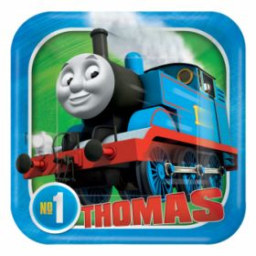 Thomas & Friends Paper Party Plates 18cm pk8