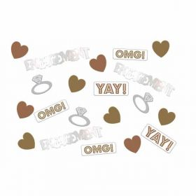 OMG! Engagement Confetti