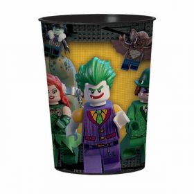 LEGO Batman Movie Plastic Favour Cup