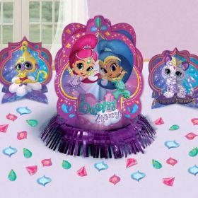 Shimmer & Shine Table Decoration Kit