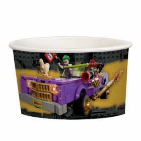 LEGO Batman Movie Paper Treat Cups pk8