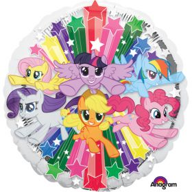 My Little Pony Gang Foil Balloon 18''