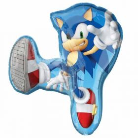Sonic the Hedgehog SuperShape Foil Balloon