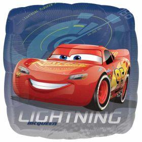 Cars 3 Lightning McQueen Standard Foil Balloon