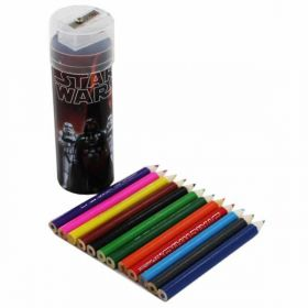 Star Wars Pencils & Sharpener