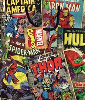 Marvel Comics Large Gift Bag