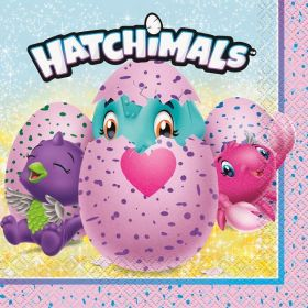 Hatchimals Napkins