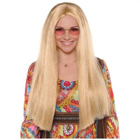 60s Feeling Groovy Sunshine Day Wig