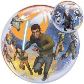 Star Wars Rebels Bubble Balloon 22''